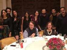 Karisma Kapoor and Kareena Kapoor Khan celebrate Randhir Kapoor's birthday