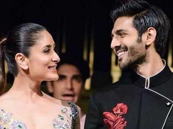 Exclusive: Kartik Aaryan reacts to Kareena Kapoor Khan calling him 'massy'