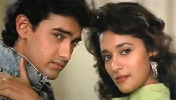 Madhuri Dixit, Aamir Khan, Film, Dil, Indra Kumar, Dil Again