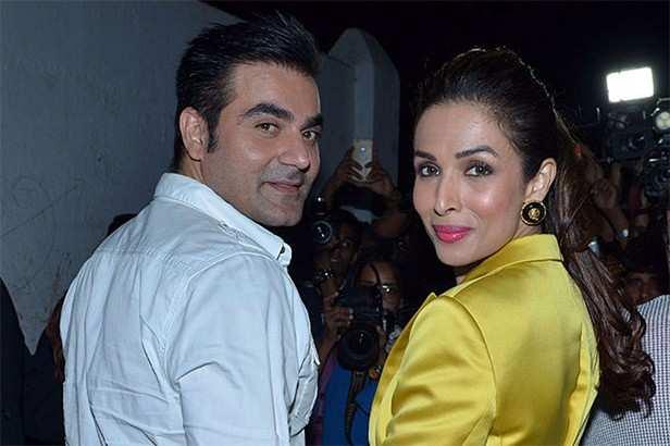 Malaika Arora, Arbaaz Khan, Filmfare, Arjun Kapoor