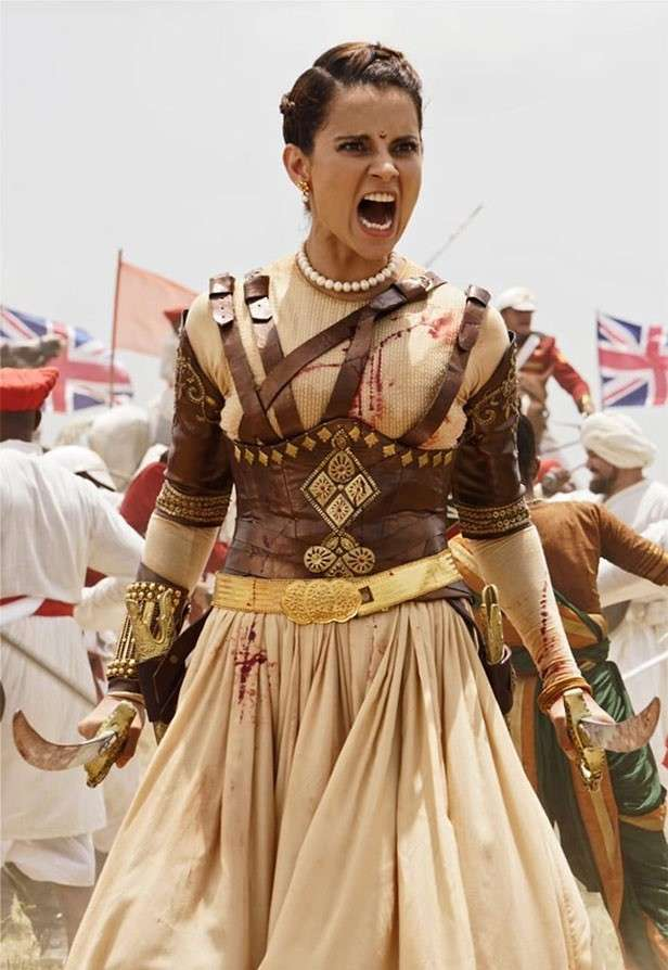 Manikarnika continues to shine at the box-office