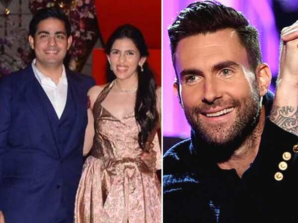 Maroon 5 to perform at Akash Ambani – Shloka Mehta's sangeet?