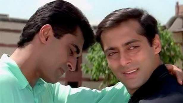 Mohnish Bahl, Salman Khan, Filmfare