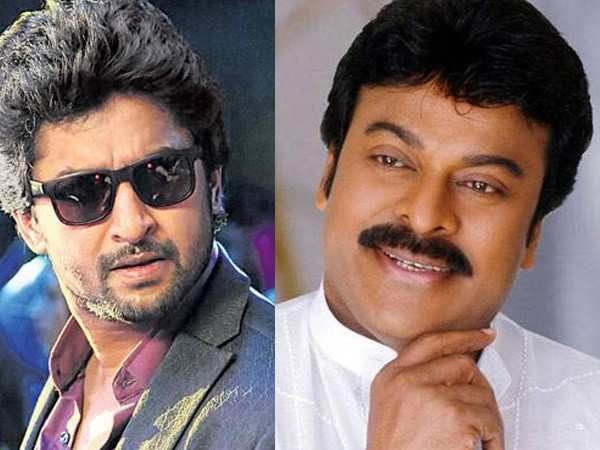 Nani's Gang Leader with Vikram K Kumar has THIS Chiranjeevi connection