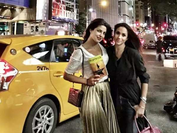 Priyanka Chopra, Amal Clooney attend Meghan Markle's baby shower?