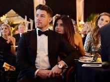 Priyanka Chopra and Nick Jonas look on point at an event in Los Angeles