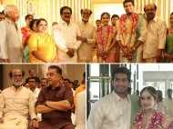 All the pictures from Rajinikanth's daughter Soundarya's wedding