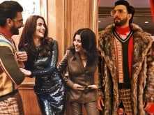 Alia Bhatt and Ranveer Singh at the screening of Gully Boy in Berlin