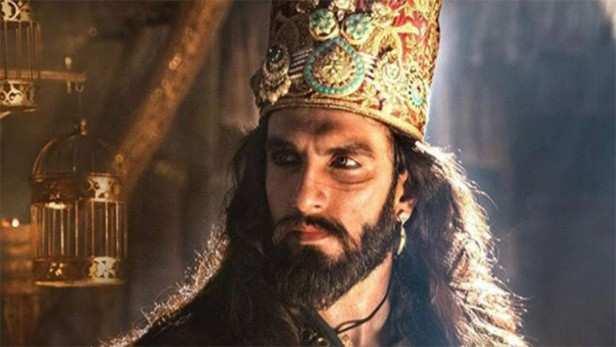 Ranveer Singh, Padmaavat. Filmfare