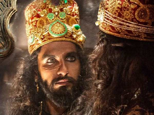 Ranveer Singh reveals why he'll not do a role like Khilji anytime soon