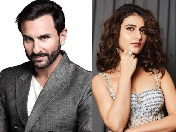 Saif Ali Khan & Fatima Sana Shaikh's horror comedy now titled Bhoot Police