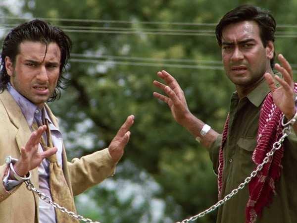 Ajay Devgn talks about his Taanaji co-star Saif Ali Khan