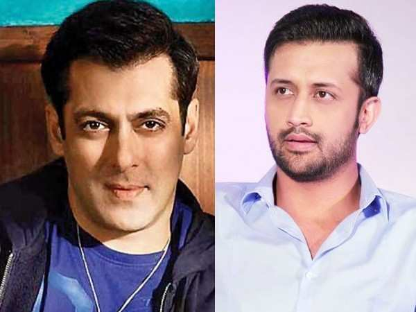 Salman Khan wants Atif Aslam's song removed from Notebook