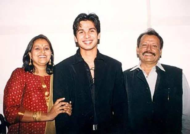 Shahid family pictures feature