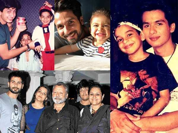 Adorable family pictures of birthday star Shahid Kapoor