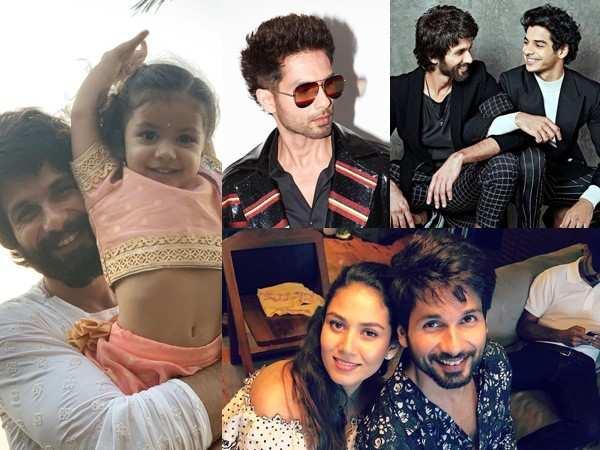 Birthday special: Shahid Kapoor's best Instagram posts