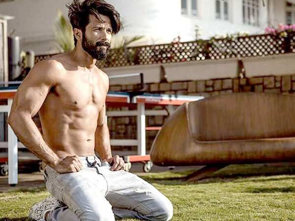 Shahid Kapoor to produce boxing champ Dingko Singh's biopic