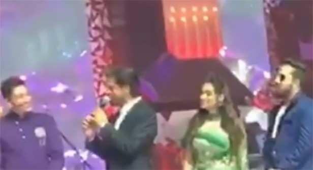 Shah Rukh Khan, Azhar Morani, Tanya Seth, Mohamed Morani, Filmfare, Gerua