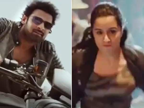 Check out the new teaser of Prabhas and Shraddha Kapoor's Saaho