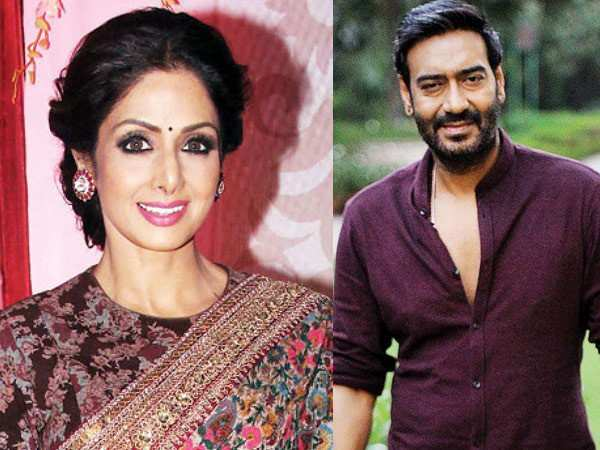 Ajay Devgn talks about the late Sridevi ahead of her death anniversary