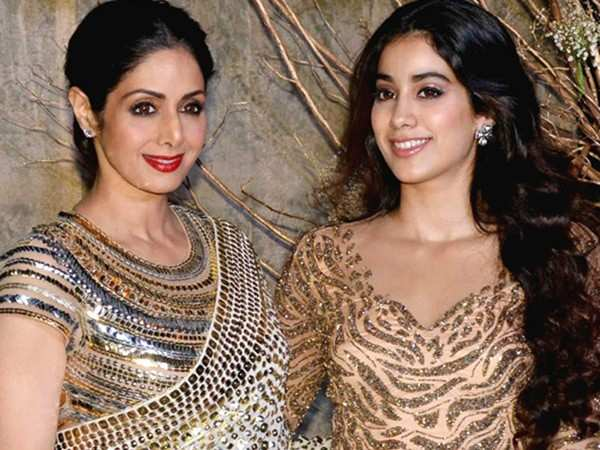 Janhvi Kapoor's heartwarming message for Sridevi will leave you in tears