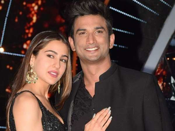 Are Sushant Singh Rajput and Sara Ali Khan the new lovebirds in town?
