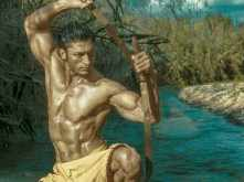 This video of Vidyut Jammwal shows how he prepped for his role in Junglee