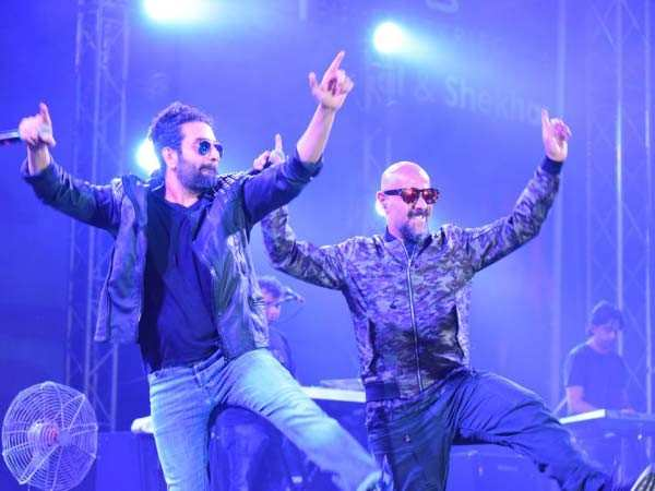 Vishal-Shekar to celebrate their 20 years in showbiz in Doha