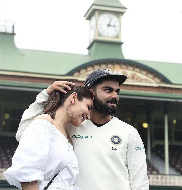 Virat Kohli, Anushka Sharma, Virushka