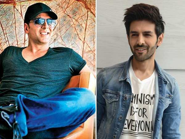 Kartik Aaryan to dance on a hit Akshay Kumar track from the '90s