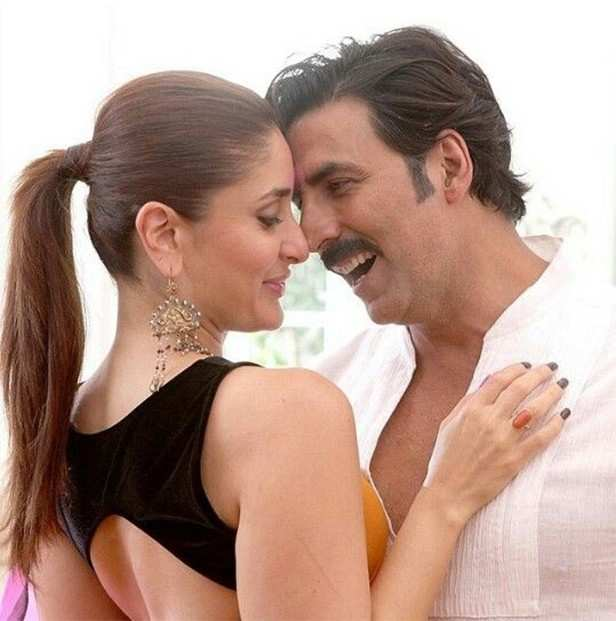 Akshay Kumar and Kareena Kapoor Khan begin shooting for