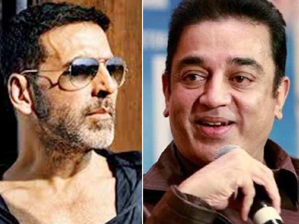Akshay Kumar to play the villain opposite Kamal Haasan in Indian 2?