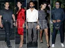 Salman Khan, Katrina Kaif and more attend Ali Abbas Zafar's birthday bash