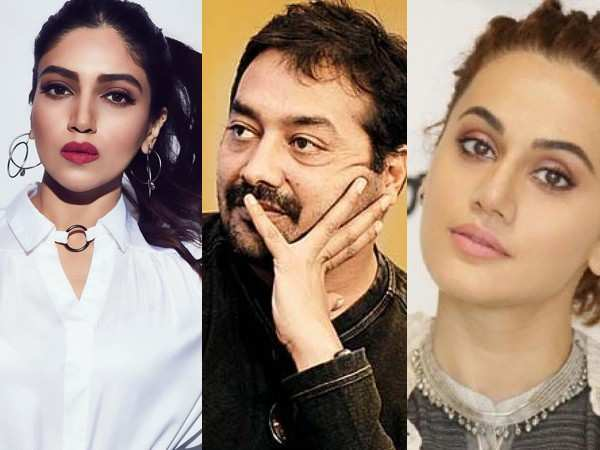 Anurag Kashyap's Womaniya starring Bhumi Pednekar shelved?