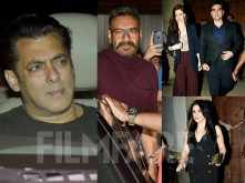 Photos: Salman Khan, Ajay Devgn and more attend Bobby Deol's 50th birthday