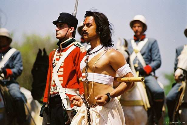 Bollywood dialogues of Aamir Khan from Mangal Pandey