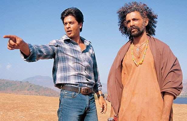 Bollywood Dialogues of Shahrukh Khan from Swades