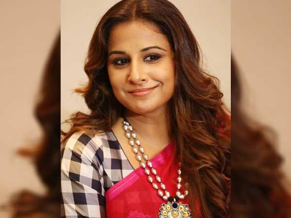 Exclusive! Vidya Balan confirms facts about her next film down South