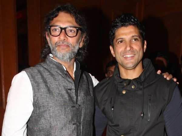 Farhan Akhtar and Rakeysh Omprakash Mehra to make a film on boxing