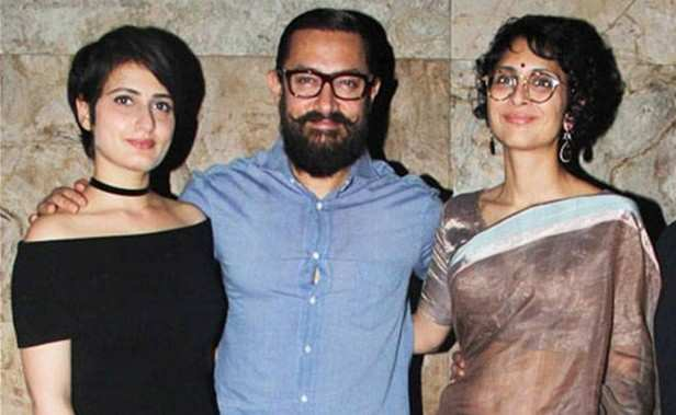 Exclusive: Fatima Sana Shaikh reacts to link-up rumours with Aamir Khan