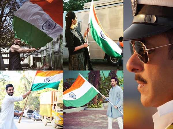 Here's how Bollywood stars wished fans on Republic Day