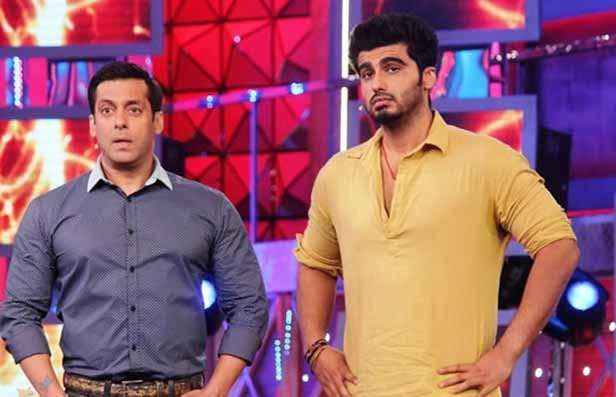 Salman Khan bans Arjun and Boney Kapoor from entering his house?