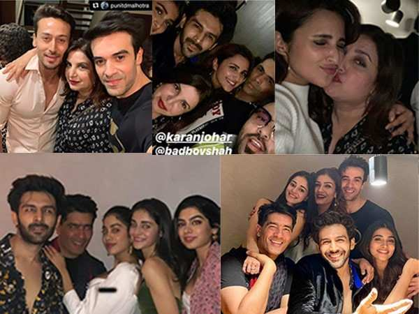 All the inside pictures from Punit Malhotra's big birthday bash