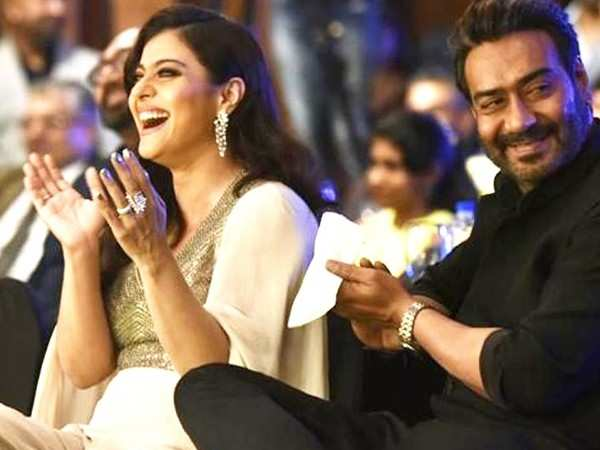 Kajol and Ajay Devgn reunite on-screen for Taanaji: The Unsung Warrior