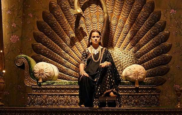 Kangana Ranaut's Manikarnika leaked online