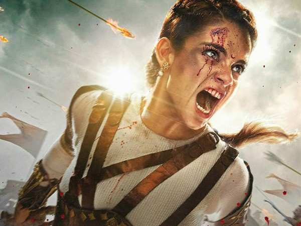 Manikarnika roars loud at the box-office