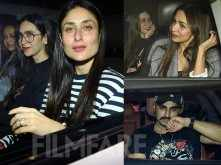 Photos: Arjun Kapoor, Malaika Arora, Kareena Kapoor Khan chill together