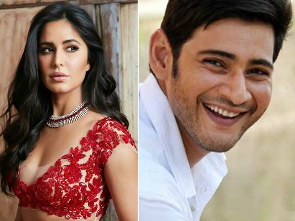 Katrina Kaif to star opposite Mahesh Babu in filmmaker Sukumar's next?