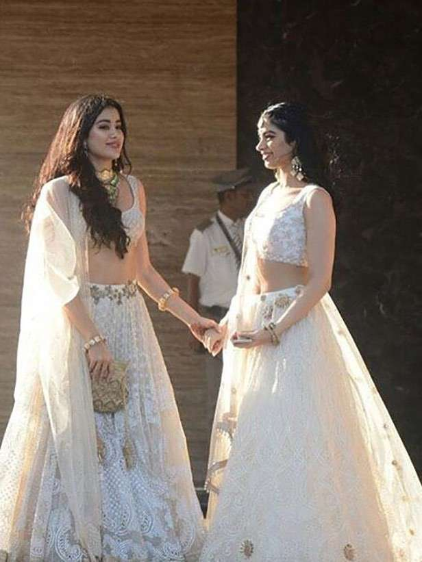 Khushi and Janhvi