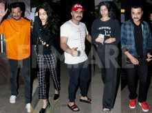 Pictures: Anil, Arjun, Janhvi, Khushi Kapoor celebrate Lohri